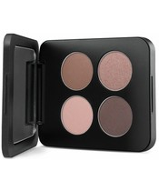 Youngblood Pressed Mineral Eyeshadow Quad 4 gr. - Timeless