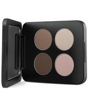 Youngblood Pressed Mineral Eyeshadow Quad 4 gr.- Shanghai Nights