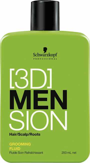 Foto van 3D MENsion Grooming Fluid 250 ml U
