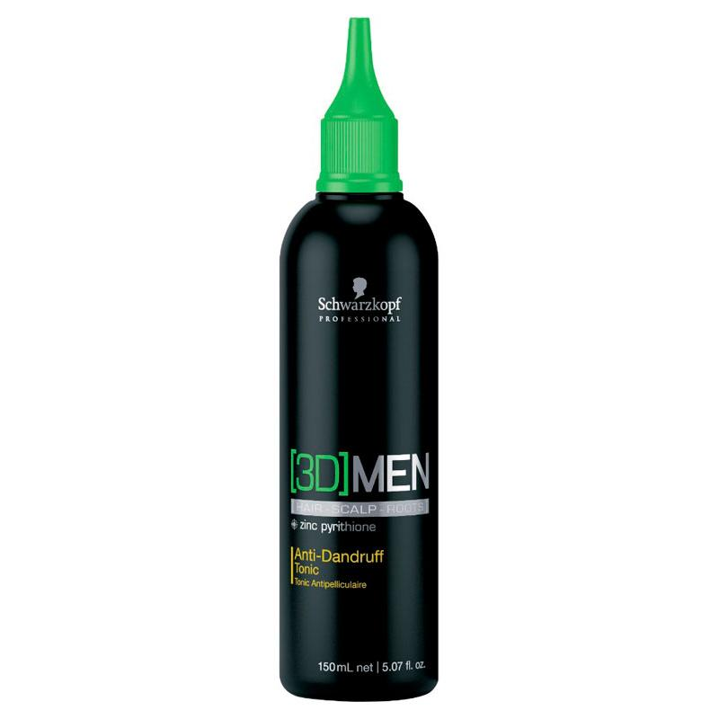 Foto van 3D MEN Anti-Dandruff Tonic 150 ml US