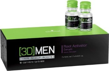 Foto van 3D MEN Activating Serum Shots 7x10 ml US