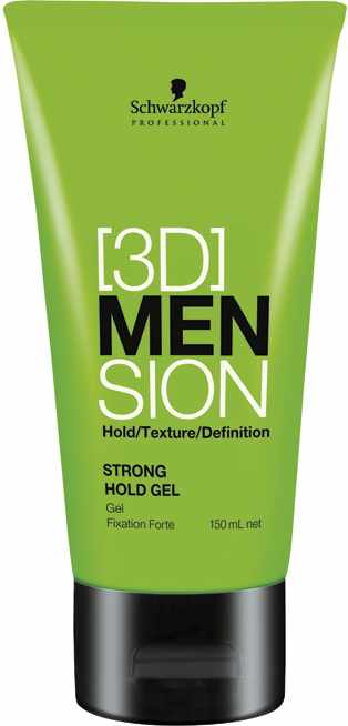 Schwarzkopf 3d men activating serum shots 7x10 ml på nicehair.dk