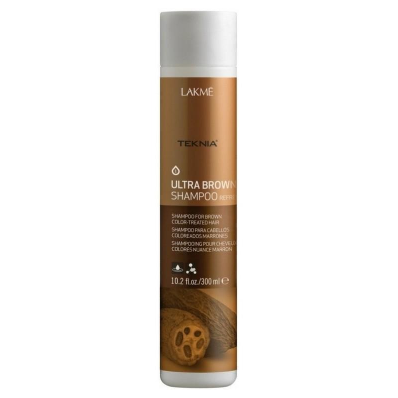 Lakm 233 Teknia Ultra Brown Shampoo Refresh 300 Ml Us
