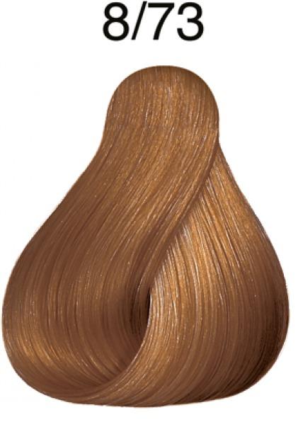 Billede af Wella Color Touch - 8/73 Warm Dark Blond