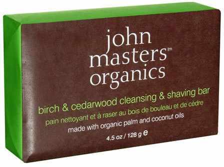 John masters lavender rose ger ylang soap 128 g fra John masters organics på nicehair.dk