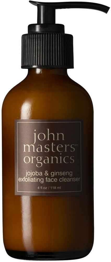 Billede af John Masters Organics, John Masters Jojoba & Ginseng Exfoliating Cleanser 118 ml