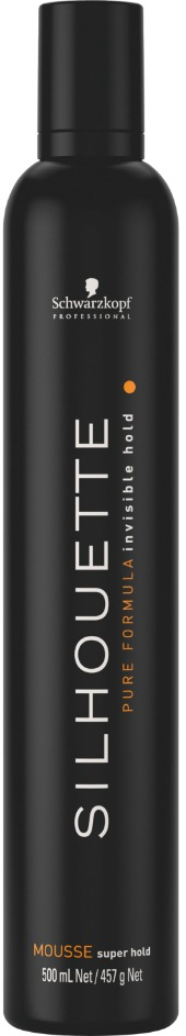 Silhouette Super Hold Mousse 500 ml thumbnail