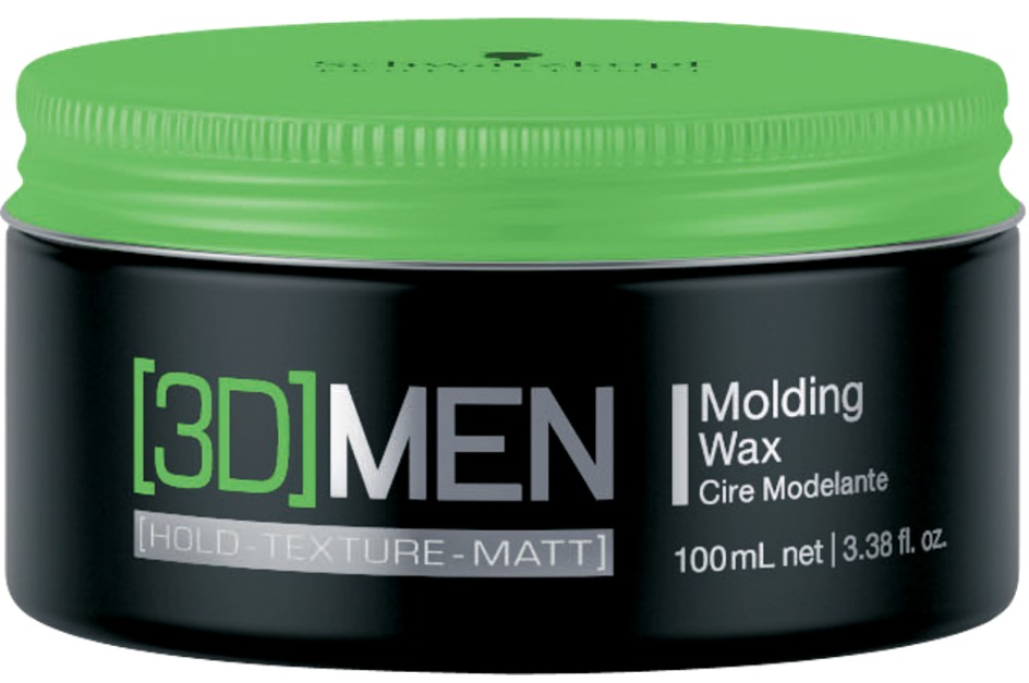 Foto van 3D MEN Molding Wax 100 ml US