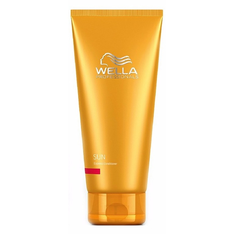 Wella – Wella sun hair and body shampoo - 250ml fra nicehair.dk