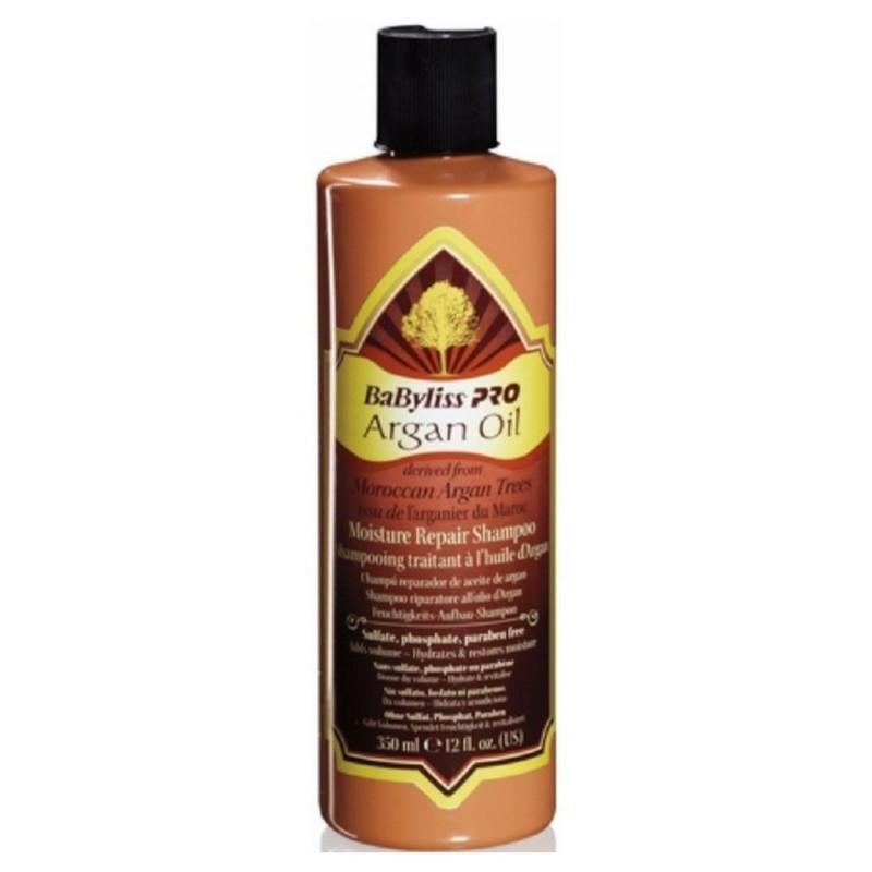 Babyliss pro argan oil moisture repair conditioner 350 ml baolic12e fra Babyliss pro på nicehair.dk