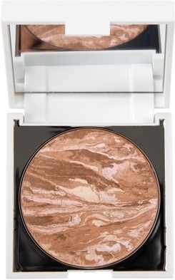 New cid i-glow compact powder with mirror 9 g - sirocco fra New cid cosmetics fra nicehair.dk