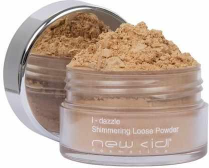 New cid i-bronze compact powder 9 g - rio fra New cid cosmetics på nicehair.dk