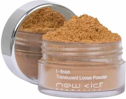 New cid cosmetics – New cid i-dazzle shimmering loose powder 13 g - gold pearl fra nicehair.dk
