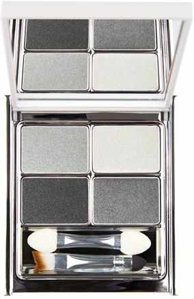 Køb New Cid Cosmetics, New Cid I-Shadow Quad with Mirror 4 x 1,9 g - Aspen til 167,20 kr.