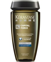 Kérastase Homme Bain Capital Force Anti-Pelliculaire Shampoo 250 ml
