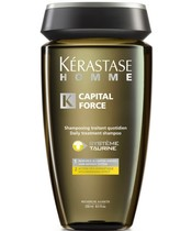 Kérastase Homme Bain Capital Force Energisant Shampoo 250 ml