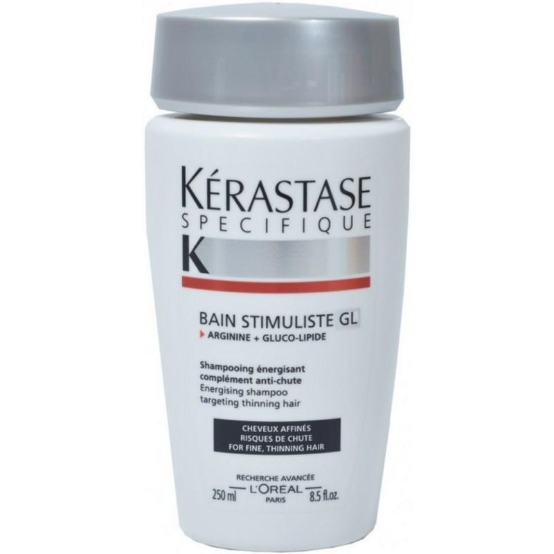 K rastase specifique bain stimuliste gl shampoo 250 ml u for Kerastase bain miroir 1 shampoo