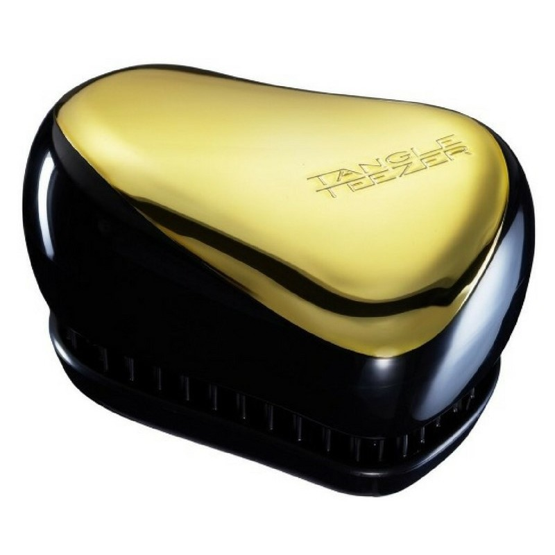 Tangle teezer compact styler zwart goud