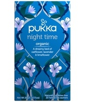 Pukka Night Time Tea - Organic