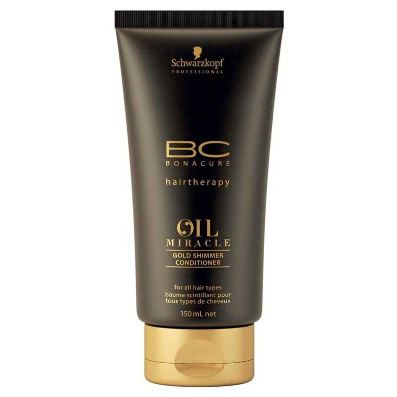 Schwarzkopf Bc oil miracle shampoo 200 ml på nicehair.dk