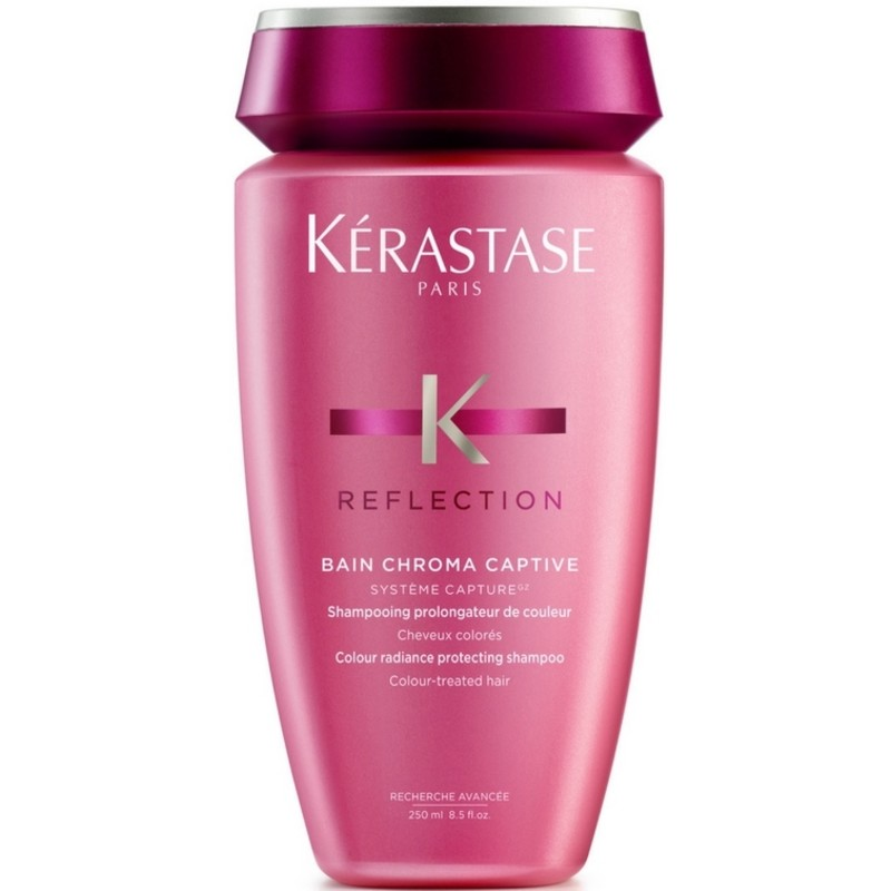 K rastase reflection bain chroma captive shampoo 250 ml u for Kerastase reflection bain miroir 1 shampoo