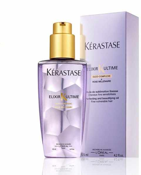 Kerastase Elixir Ultime Grand Cru Rose Millenaire 125 ml U