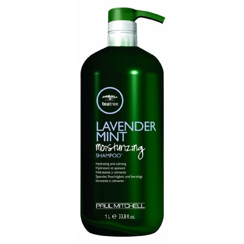 Paul Mitchell Tea Tree Lavender Mint Moisturizing Shampoo 1000 ml