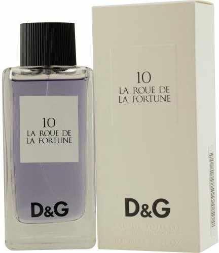 Dolce Gabbana 10 La Roue De La Fortune Edt Women 100 ml 26309 U