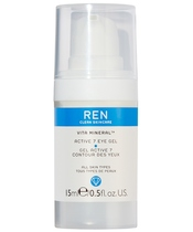 REN Skincare Active 7 Radiant Eye Gel 15 ml