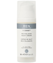 REN Skincare V-Cense Revitalising Night Cream 50 ml