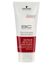 BC Repair Rescue Creme Shampoo 200 ml.