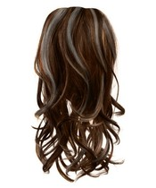HairContrast BounceBounce Extension - Curly 60 cm. - Color 8081 (US)
