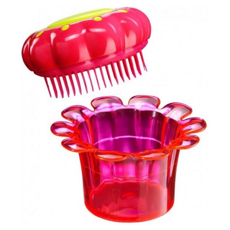 Tangle Teezer Flowerpot Pink U