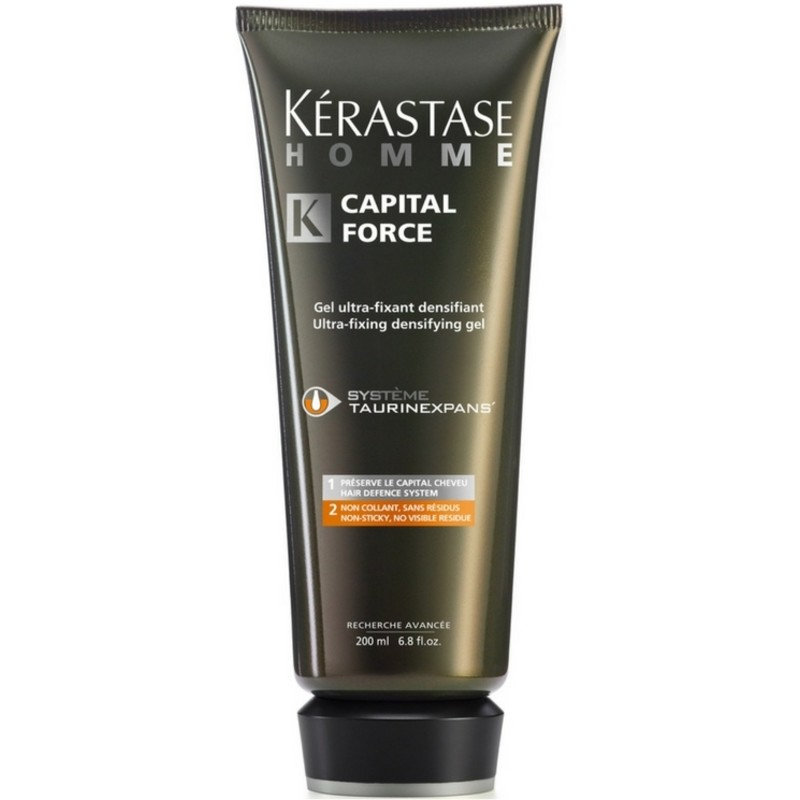 Kerastase elixir ultime beautifying oil masque 200 ml fra Kerastase på nicehair.dk