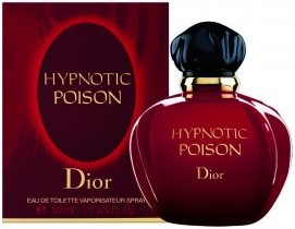 Hypnotic poison eau de toilet vapo female