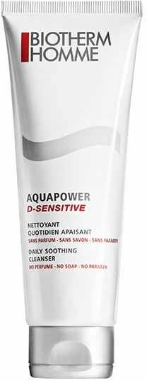 Biotherm Homme Aquapower Sensitive Gezichtsreiniging 125ml