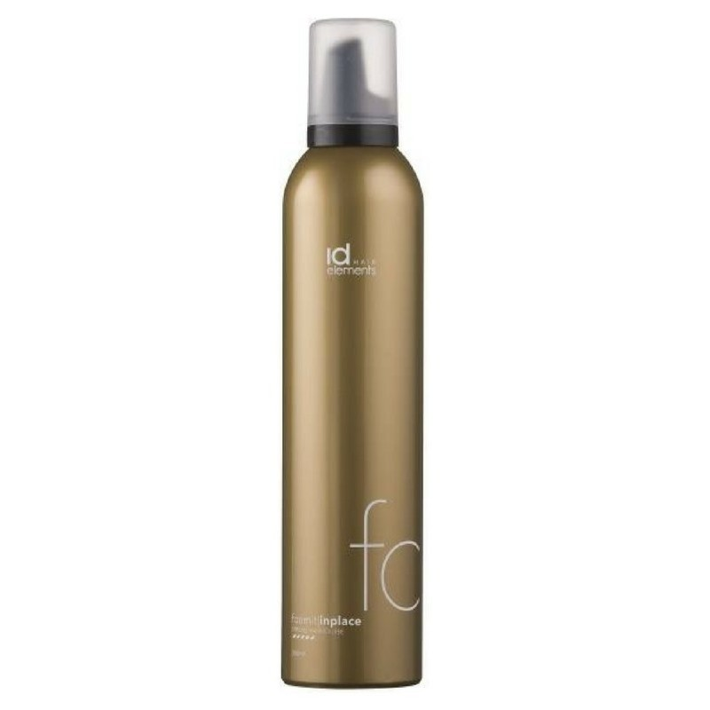 IdHAIR Elements Foamit Inplace Strong Hair Mousse 300 ml thumbnail