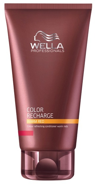 Wella color recharge red 200 ml fra Wella fra nicehair.dk