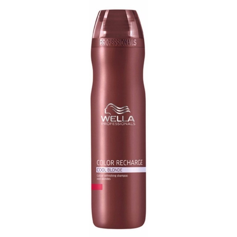 Wella – Wella color recharge cool brunette 200 ml fra nicehair.dk
