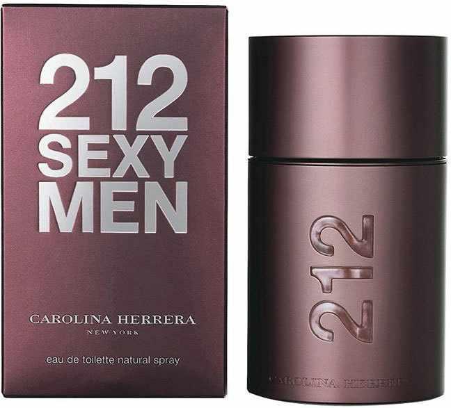 Foto van Carolina Herrera Edt Sexy Men 50ml