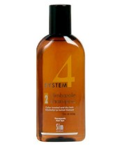 System 4 Mild Shampoo #2 Color Treated and Dry Hair 100 ml.