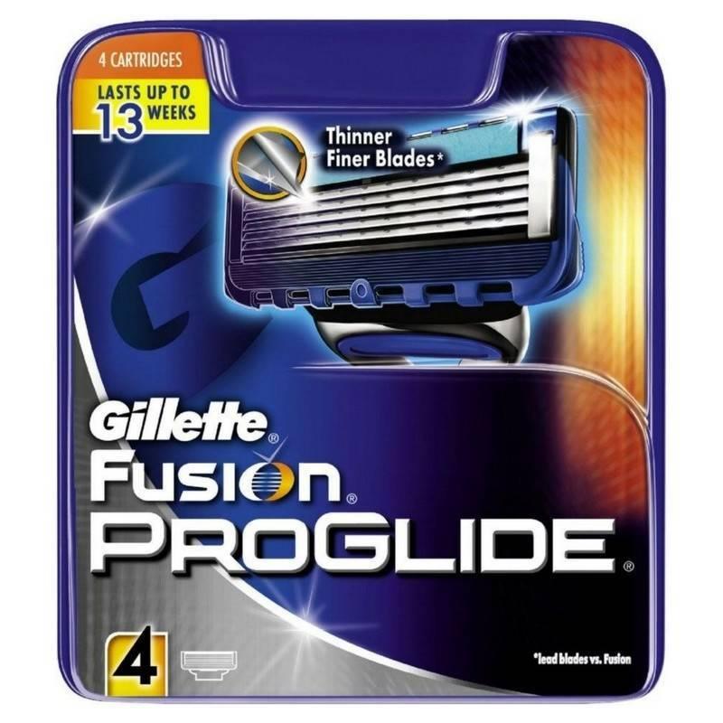 Gillette Fusion Proglide 4 blade