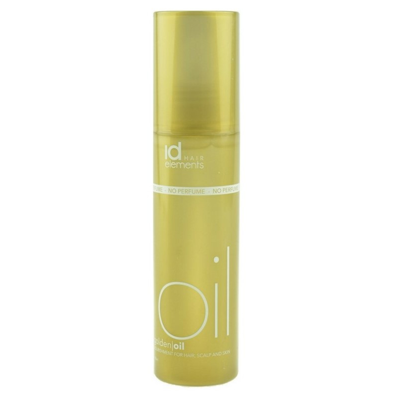 Id hair elements golden oil 100 ml fra N/A fra nicehair.dk