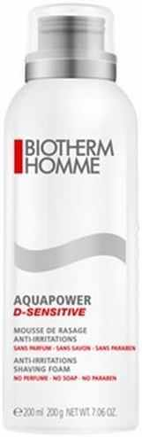 Biotherm Homme Aquapower Sensitive Scheerschuim 200ml