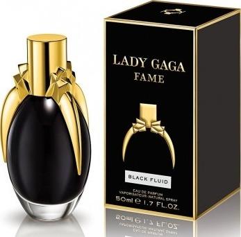 Lady Gaga Fame Black Fluid Eau De Parfum 50 ml