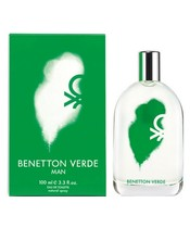 Benetton Edt. Verde Man 100 ml (US)