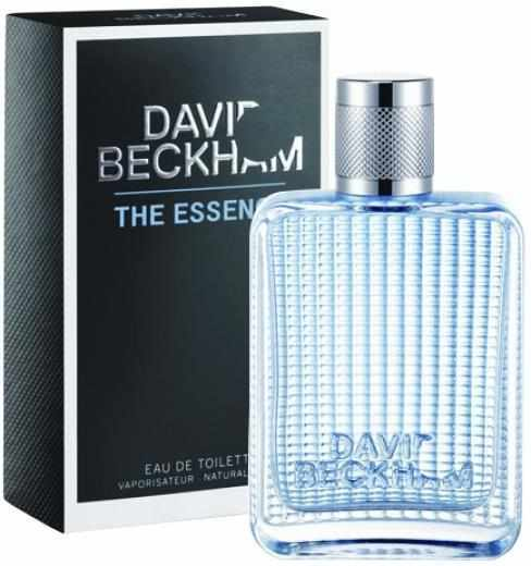 David Beckham The Essence Eau de Toilette Spray 75 ml