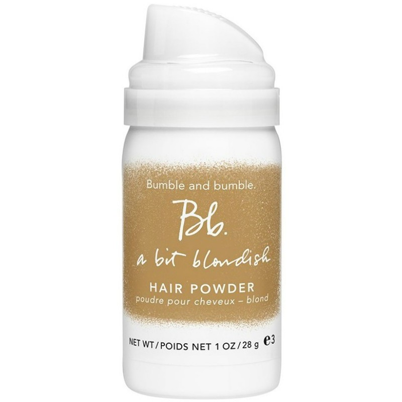 bumble and bumble haircut price bumble and bumble a bit blondish hair powder blond 3089