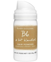 Bumble And Bumble A Bit Blondish Hair Powder - Til Mørkeblond Hår 28 gr.