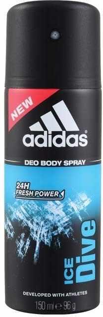 Adidas Deo Body Spray Ice Dive 150 Ml